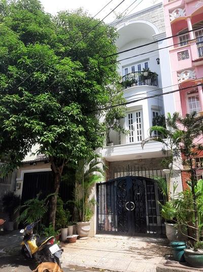 Cho thuê nhà đường Nguyên Hồng Phường 11 Quận Bình Thạnh