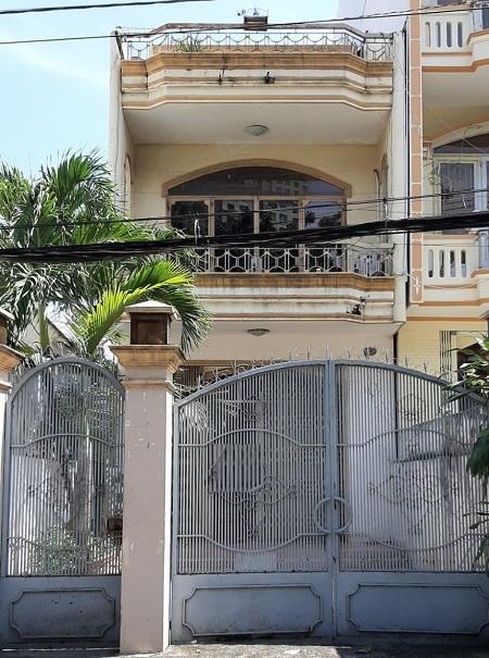 Cho thuê nhà đường Nguyễn Hữu Cảnh,  cho thuê nhà Bình Thạnh