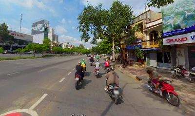 Cho thuê nhà đường Nguyễn Hữu Cảnh quận Bình Thạnh