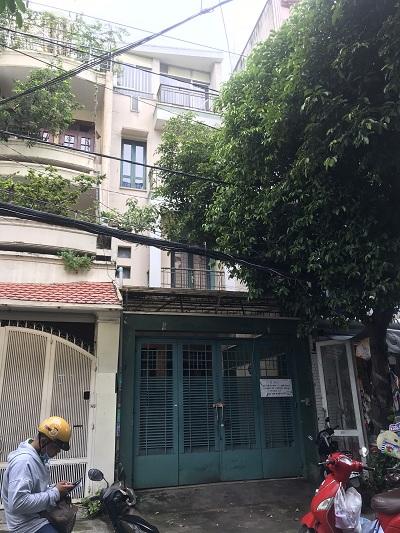 Cho thuê nhà đường Nguyễn Minh Hoàng Phường 12 Quận Tân Bình
