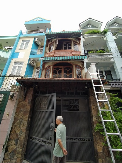 Cho thuê nhà đường Nguyễn Minh Hoàng Quận Tân Bình Phường 12