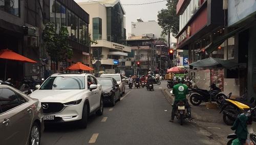 Cho thuê nhà đường Nguyễn Ngọc Lộc quận 10