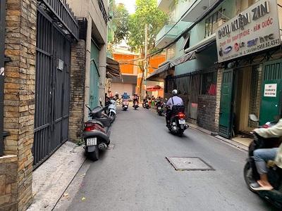 Cho thuê nhà đường Nguyễn Thái Bình, Phường 12, Quận Tân Bình