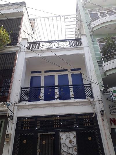 Cho thuê nhà đường Nguyễn Thái Bình Phường 12 Quận Tân Bình