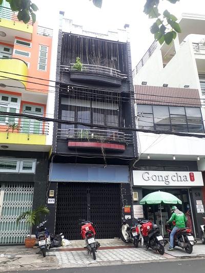 Cho thuê nhà đường Nguyễn Thái Bình Phường 2 Quận Tân Bình