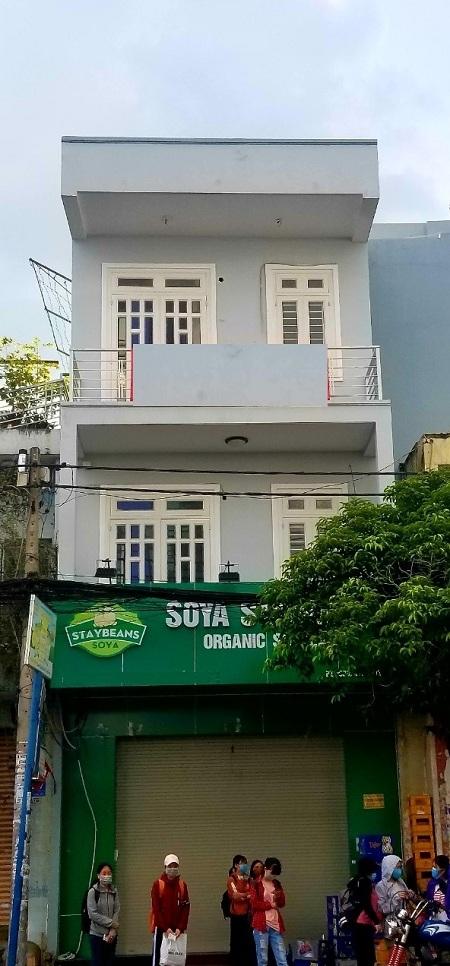 Cho thuê nhà đường Nguyễn Thái Sơn, quận Gò Vấp