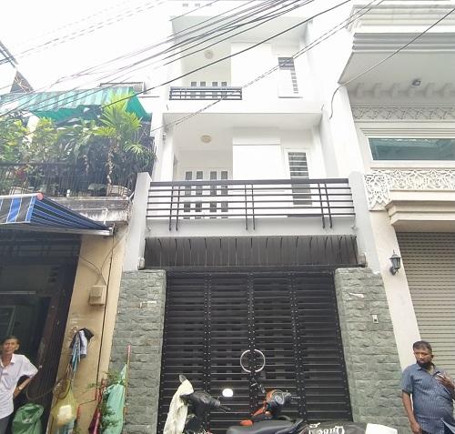 Cho thuê nhà đường Nguyễn Trọng Tuyển phường 1 quận Tân Bình