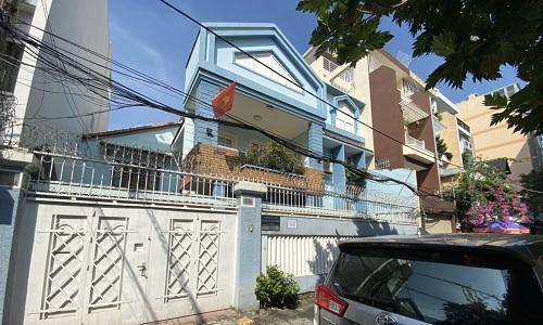 Cho thuê nhà đường Nguyễn Trọng Tuyển phường 10 quận Phú Nhuận