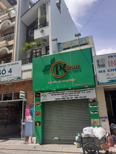 Cho thuê nhà đường Nguyễn Trọng Tuyển Phường 8 Quận Phú Nhuận