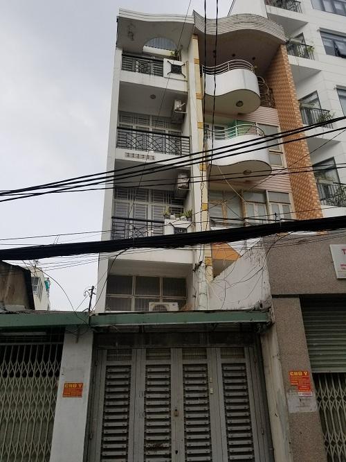 Cho thuê nhà đường Nguyễn Trọng Tuyển quận Phú Nhuận phường 15