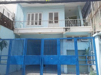 Cho thuê nhà đường Nguyễn Văn Đậu, Phường 5, Quận Bình Thạnh