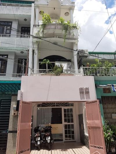 Cho thuê nhà đường Nguyễn Văn Đậu quận Bình Thạnh