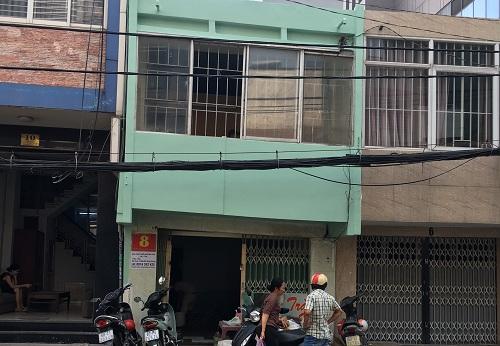 Cho thuê nhà đường Nguyễn Văn Thương (đường D1) quận Bình Thạnh