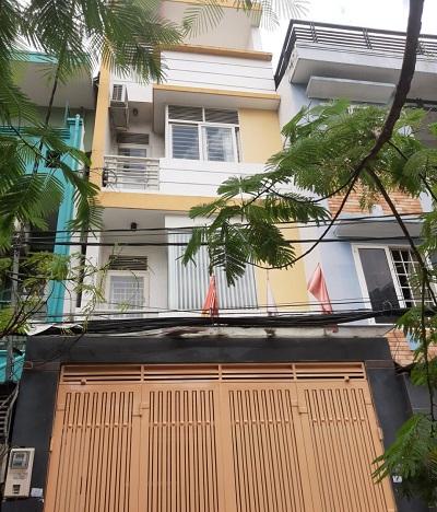 Cho thuê nhà đường Nguyễn Văn Thương D1 Quận Bình Thạnh
