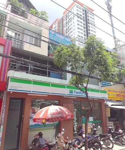 Cho thuê nhà đường Nguyễn Văn Thương (D1 cũ) Quận Bình Thạnh
