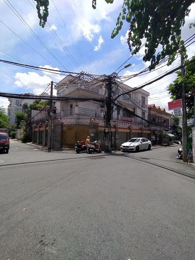 Cho thuê nhà đường Nguyễn Văn Trỗi Phường 1 Quận Tân Bình 2 mặt tiền hẻm