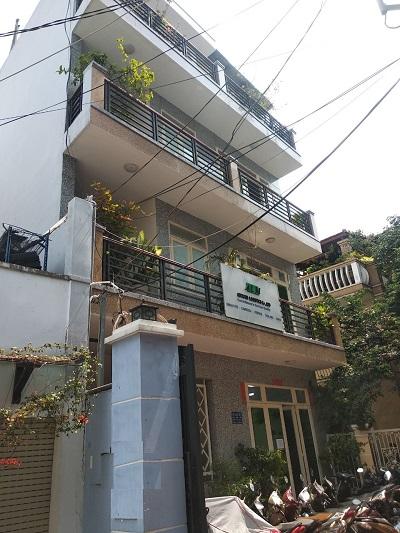 Cho thuê nhà đường Nguyễn Văn Trỗi Quận Tân Bình