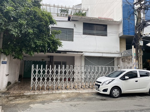 Nhà chính chủ đường Nguyễn Văn Trỗi quận Tân Bình 9x14m2