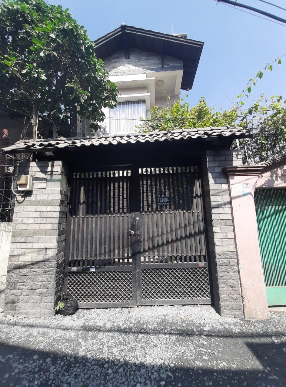 Cho thuê nhà đường Nguyễn Xí quận Bình Thạnh