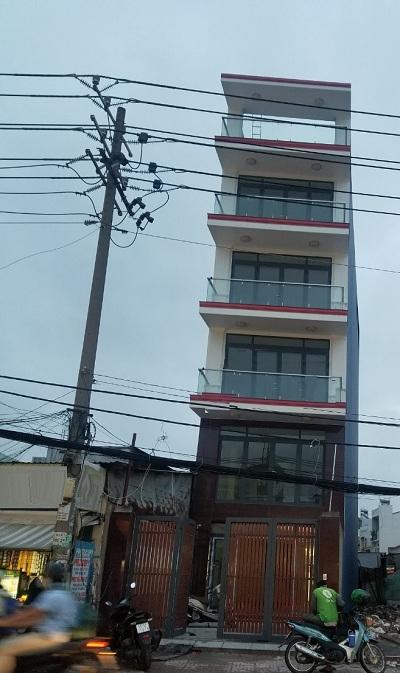 Cho thuê nhà đường Nguyễn Xí phường 26 quận Bình Thạnh