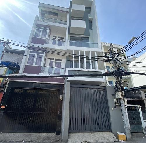 Cho thuê nhà đường Nhiêu Tứ phường 7 quận Phú Nhuận