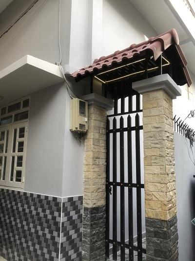 Cho thuê nhà đường Nơ Trang Long Phường 13 quận Bình Thạnh