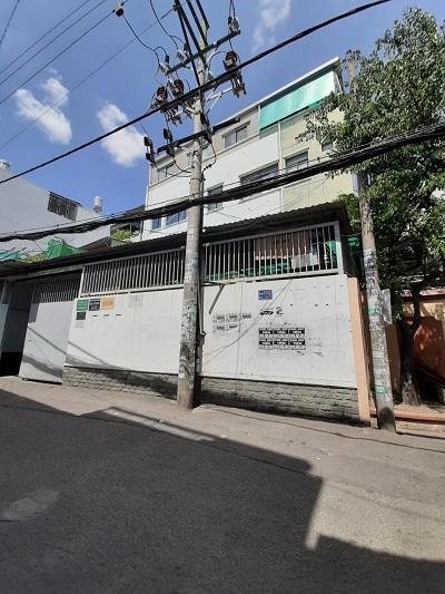 Cho thuê nhà đường Nơ Trang Long quận bình thạnh