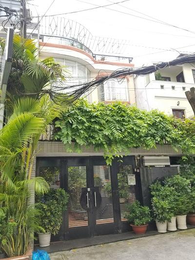 Cho thuê nhà đường Phan Đăng Lưu quận Phú Nhuận phường 7