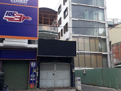 Cho thuê nhà đường Phổ Quang phường 2 quận Tân Bình