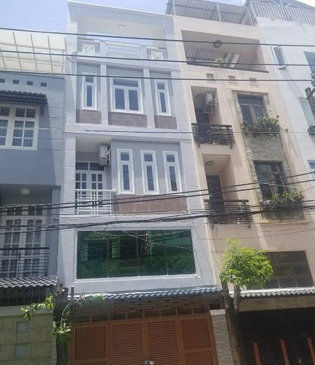 Cho thuê nhà đường Phổ Quang quận Tân Bình