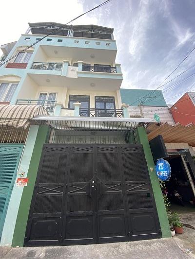Cho thuê nhà đường Quách Văn Tuấn, Phường 12, Quận Tân Bình