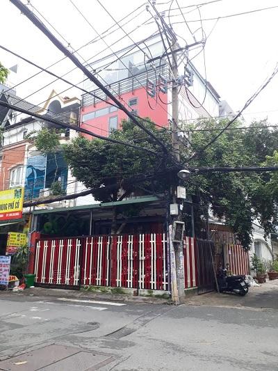 Cho thuê nhà đường Quách Văn Tuấn Quận Tân Bình