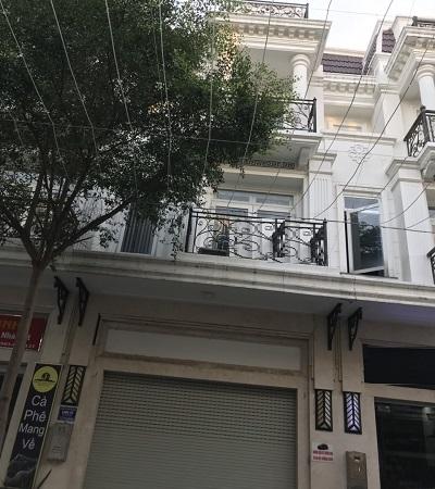Cho thuê nhà chính chủ 100m2 1 trệt 3 lầu quận Gò Vấp