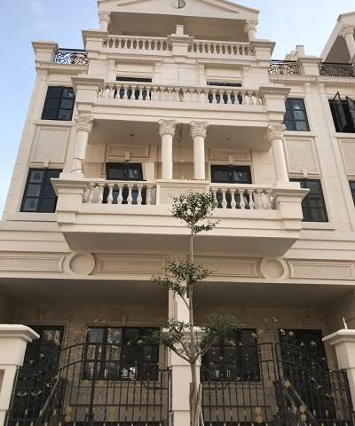 Cho thuê nhà đường số  7  khu CityLand Park Hills Quận Gò Vấp
