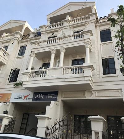 Thuê nhà chính chủ Đường số 12 khu CityLand Park Hills Quận Gò Vấp