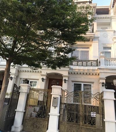 Cho thuê nhà đường số 5 khu CityLand Center Hills Trần Thị Nghỉ  Quận Gò Vấp