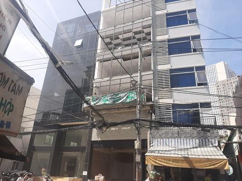 Cho thuê nhà đường Tân Cảng phường 25 quận Bình Thạnh
