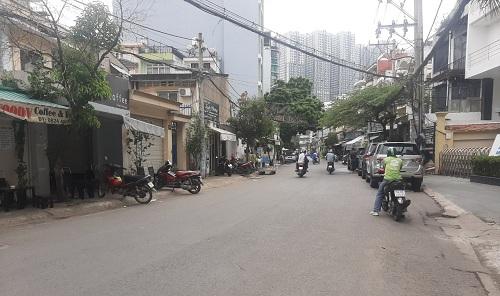 Cho thuê nhà đường Tân Cảng quận Bình Thạnh phường 25