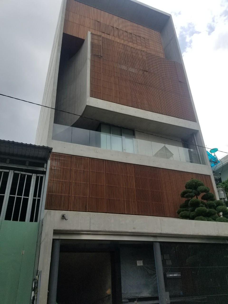 Cho thuê nhà đường Tân Canh Phường 1 Quận Tân Bình