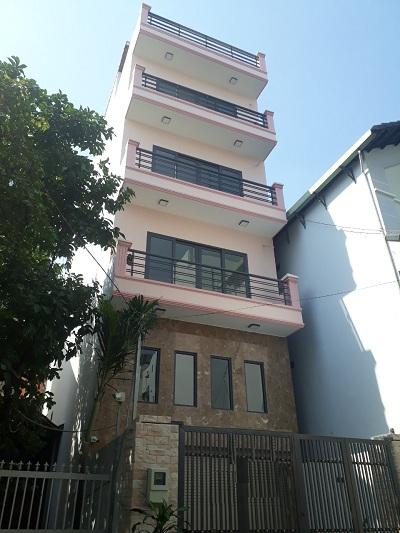 Cho thuê nhà đường Thân Nhân Trung Phường 13 Quận Tân Bình