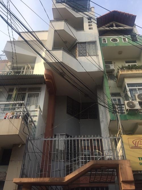 Cho thuê nhà đường Thành Thái quận 10
