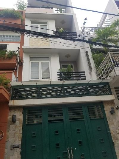 Cho thuê nhà đường Thích Quảng Đức Phường 4 Quận Phú Nhuận
