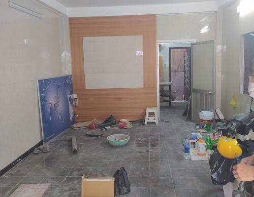 Cho thuê nhà đường Thích Quảng Đức phường 5 quận Phú Nhuận