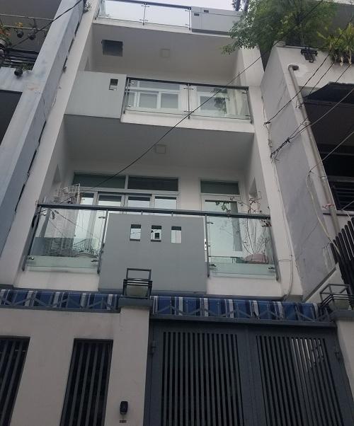 Cho thuê nhà đường Thích Quảng Đức quận Phú Nhuận