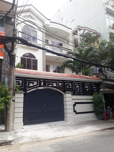 Cho thuê nhà đường Tiền Giang phường 2 Quận Tân Bình có sân thượng
