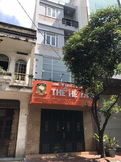 Cho thuê nhà đường Tiền Giang Quận Tân Bình