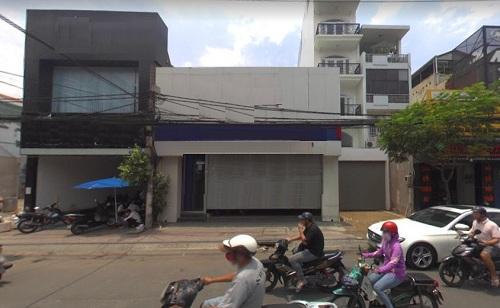 Cho thuê nhà đường Tô Hiến Thành phường 13 quận 10