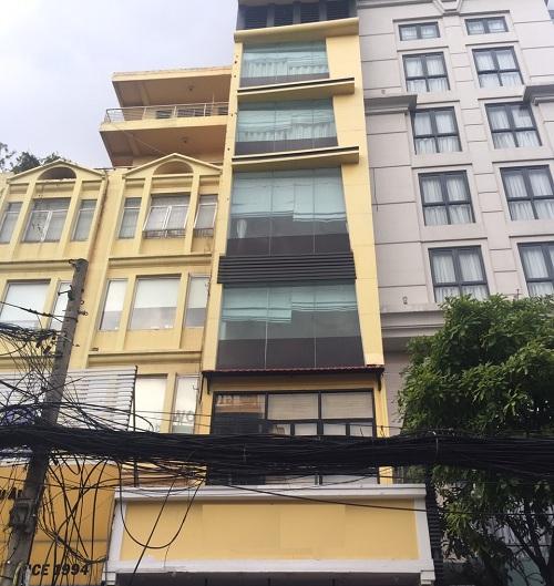 Cho thuê nhà đường Tô Hiến Thành quận 10 phường 12