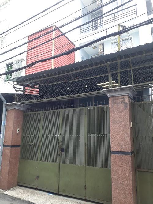 Cho thuê nhà đường Trà Khúc quận Tân Bình phường 2