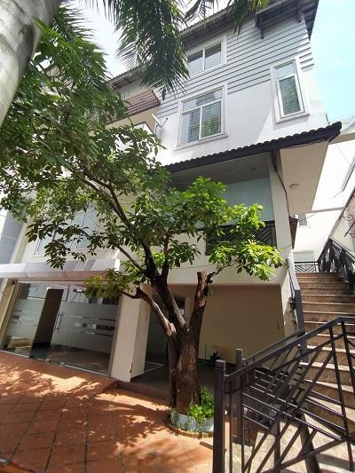 Cho thuê nhà đường Trà Khúc Quận Tân Bình